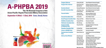PAST A-PHPBA CONGRESS - 2019